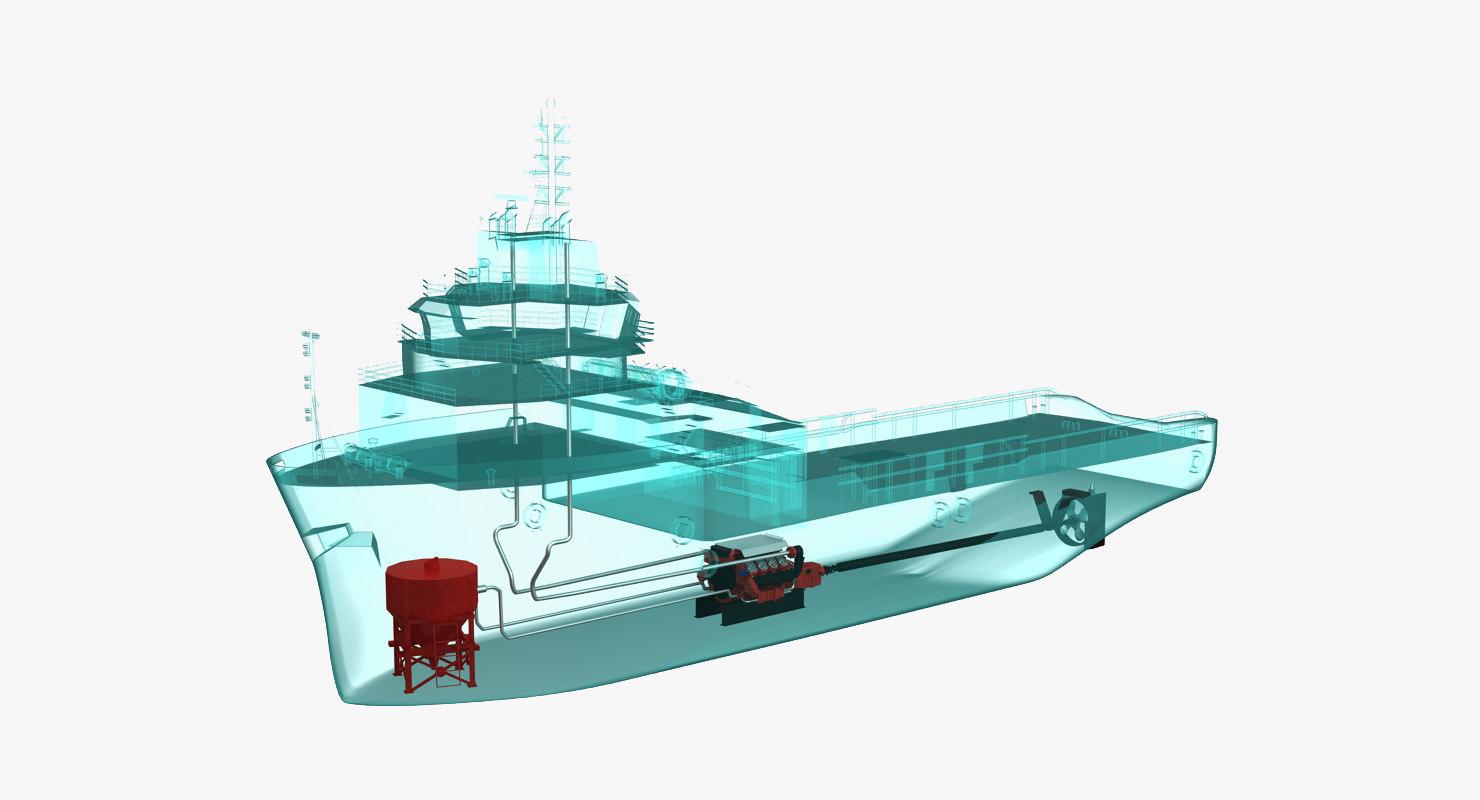marine propulsion x-ray max