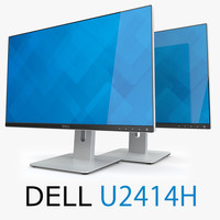 DELL UltraSharp 24 Monitor U2414H