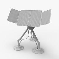 Sci-fi Solar Panel