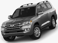 toyota land cruiser max