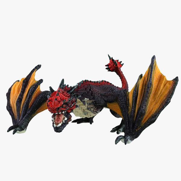 dragon toy max