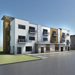 max apartment building -
