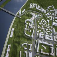 3d max city terrain
