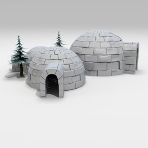 arena houses 3d model