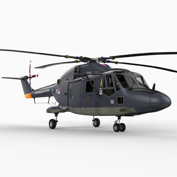 maya westland lynx helicopter
