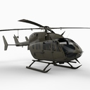 Eurocopter UH-72 Lakota 3D models