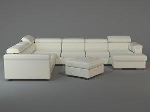 3d model nicolettihome nicoletti home