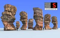 Rock monument 8K