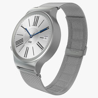 Huawei Watch 3 Metal Band 3D Model