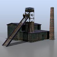3d model coal
