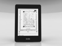 Amazon Kindle 5 Paperwhite Black