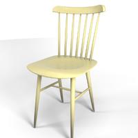 3ds tucker chair design