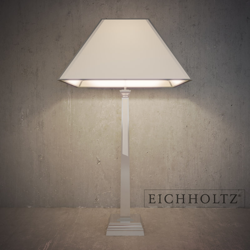 3d eichholtz table lamp