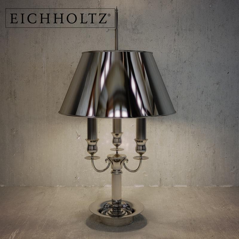 3d model eichholtz netherlands metal