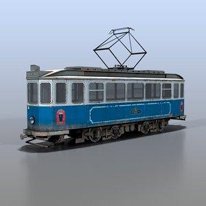 3d tram