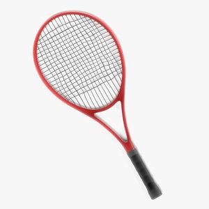 tennis racket 3ds