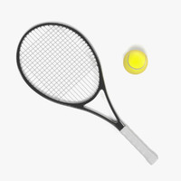 3ds max tennis set