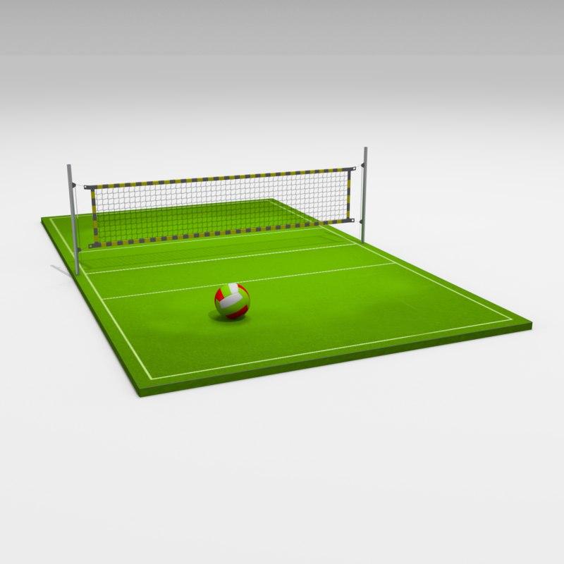 maya volleyball volley ball