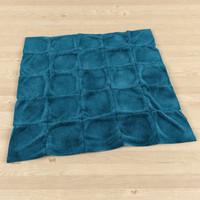 carpet rug 3d max