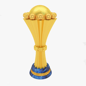 trophy african cup nation max