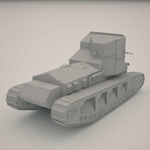 whippet tank x