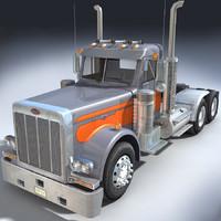 truck 07 3d model