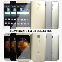 Huawei Mate S & G8 Collection