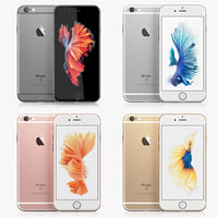 iPhone 6S All colors
