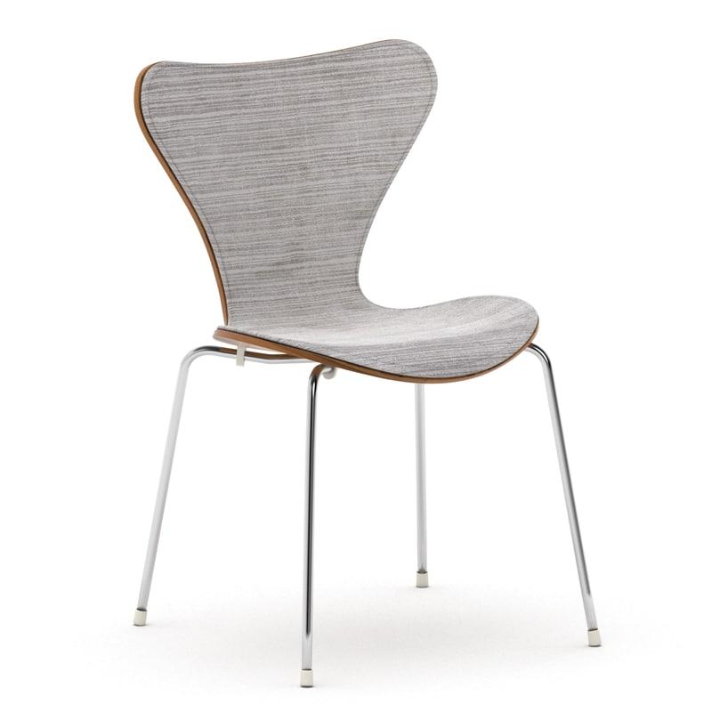 fritz hanzen 3107 chair max