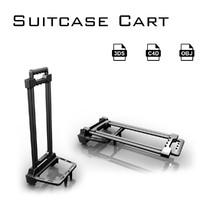 Suitcase Cart