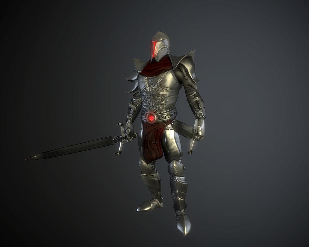 max character sword