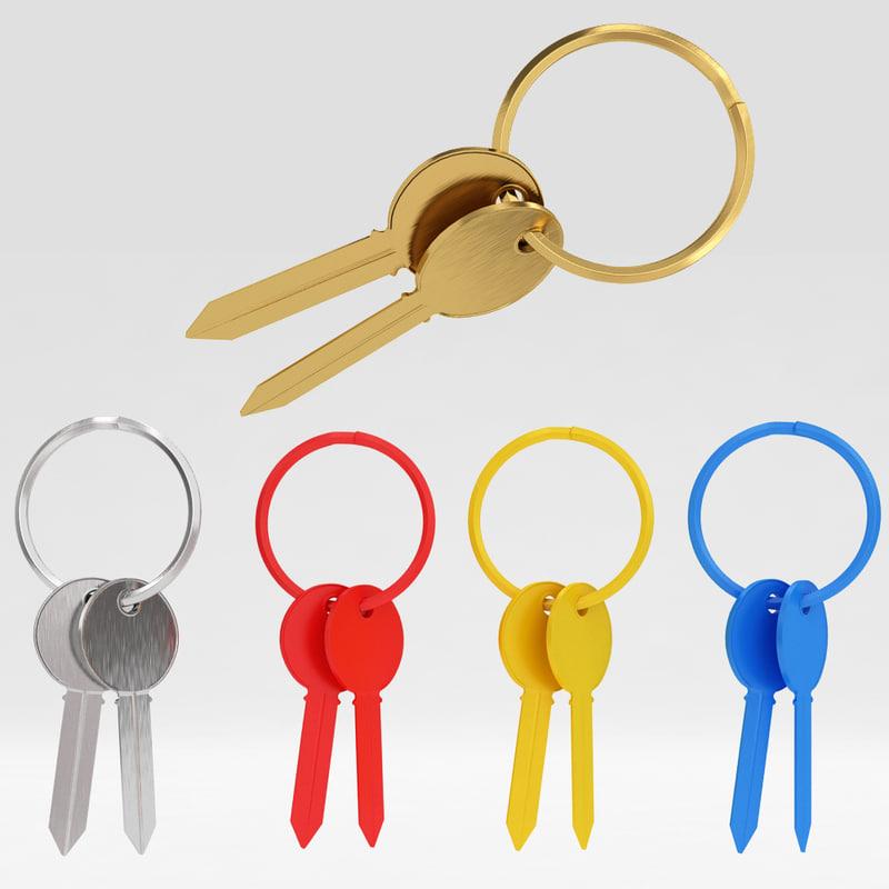 max ancient luxury key