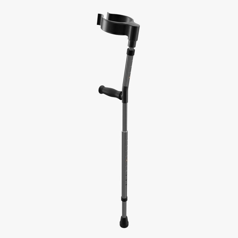 3ds max crutch