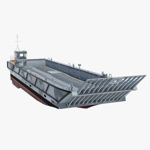 3d max landing craft ships