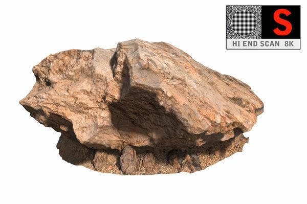 obj volcanic rock 8k