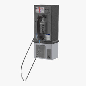 3d pay phone 2