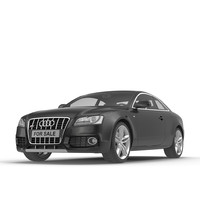 3d model of s5 coupe