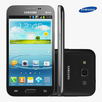 3d model samsung galaxy win phone