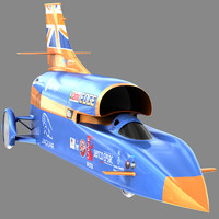 3d bloodhound ssc