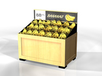 lemon lime display 3d c4d