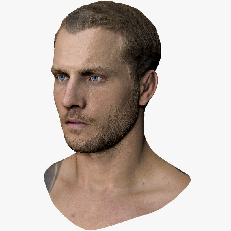 3d 3ds scan head