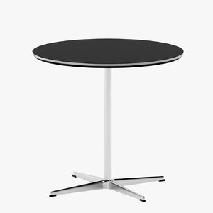 3ds max fritz hansen a622 table