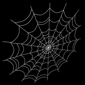 spiderweb scanline 3d 3ds