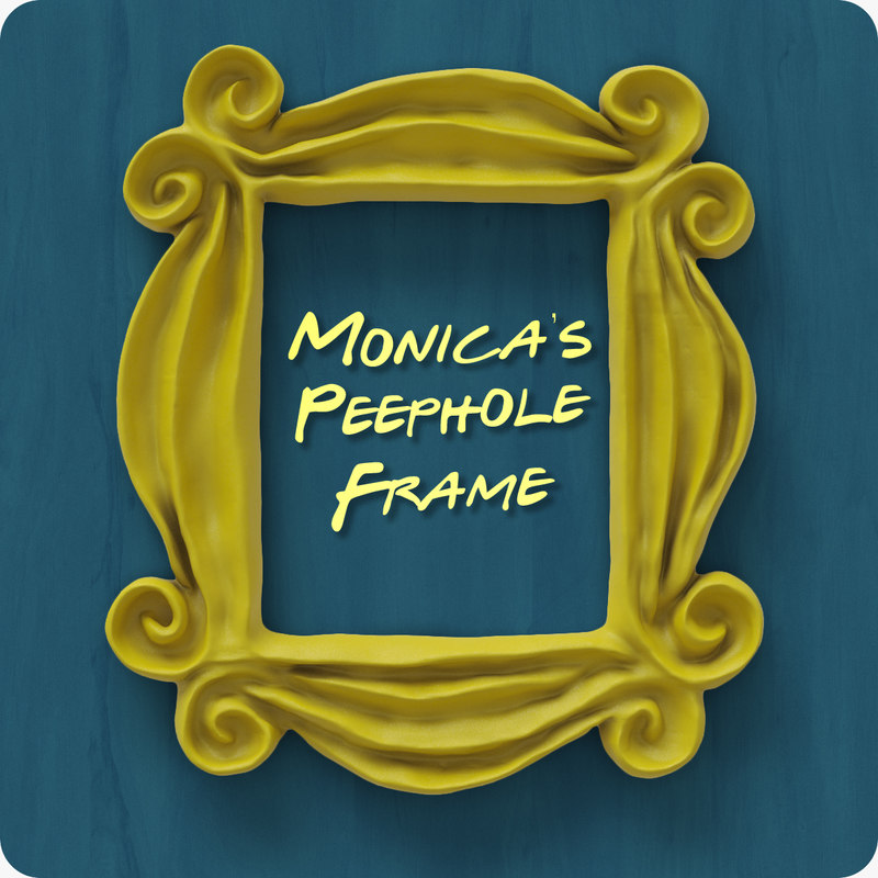 free 3ds mode monica s peephole frame