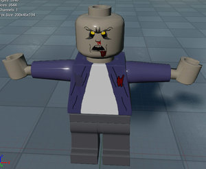 3d rigged