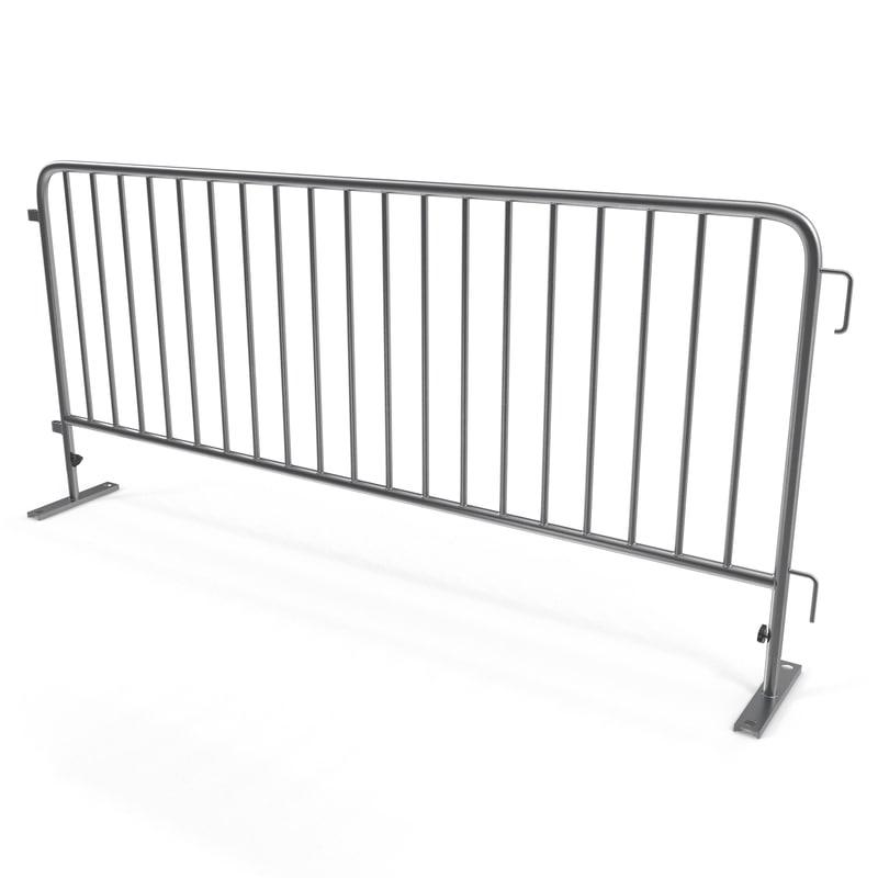 max crowd barrier