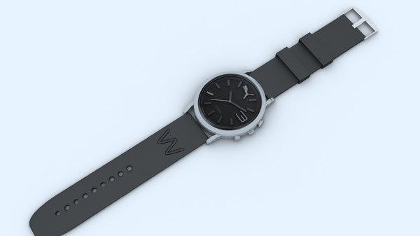 free max model watch puma