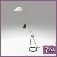3d lamp equilibrium