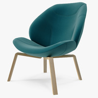 Softline Eden Chair Green
