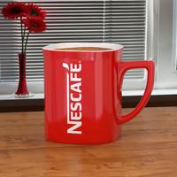 nescafe cup 3d max